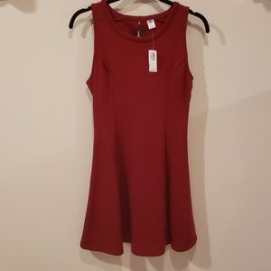 NWT Red Old Navy Dress
